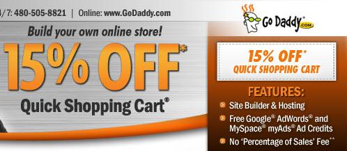 Godaddy eCommerce Hosting